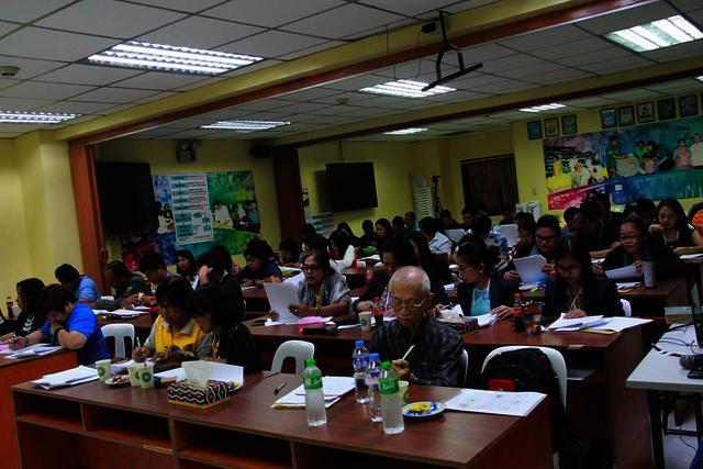 10-week Workshop Seminar in Credit Evaluation & Enterprise Development with Dr. Ned Roberto and Raul Manikan