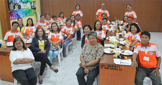 Northern Samar's CEMCO's Lakbay Aral to SDCC