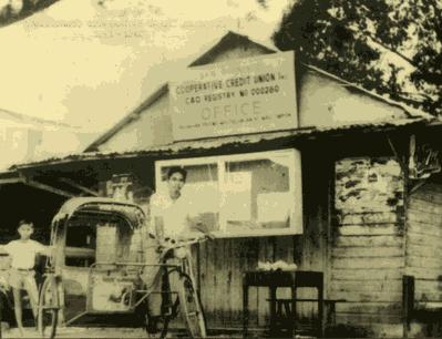 History of San Dionisio Credit Cooperative | San Dionisio